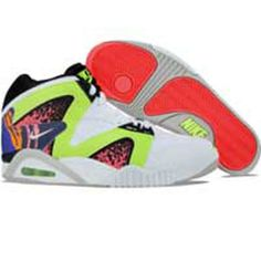 Agassi Nike Red