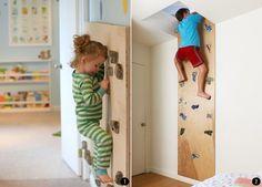 Decorar la pared de una habitación infantil: Actualiza la habitación de los niños con estilo e ideas muy originales | conkansei.com