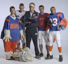Blue Mountain State <3 such a great mini series!