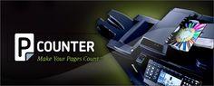Pcounter Printmanagement software