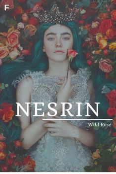 Nesrin, meaning Wild Rose, Persian names. names girl elegant names girl pretty names girl vintage names girl with nicknames baby names girl Baby Girl Names Unique, Names Girl, Names Baby, Persian Names, Baby Names Literary, Pretty Names, Female Names, Character Names, Vintage Boys