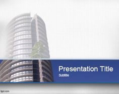 Free architect powerpoint template is a free slide design for apartment powerpoint template is an awesome powerpoint background that you can download for real estate and toneelgroepblik Image collections