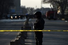 """A powerful Taliban truck bomb struck the German consulate in Afghanistan's northern Mazar-i-Sharif city late Thursday, killing at least two people and wounding more than 100 in a major militant assault in the war-torn country.  The Taliban called it a """"revenge attack"""" for US airstrikes"""