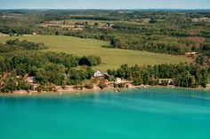Torch Lake Michigan