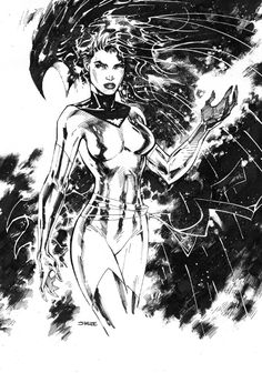 X-Men's Jean Grey by Jim Lee (Marvel comics) Marvel Women, Marvel Girls, Marvel Art, Marvel Comics, Comic Book Artists, Comic Book Characters, Comic Artist, Comic Books Art, Marvel Characters