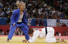 Judo: bronzo della Forciniti