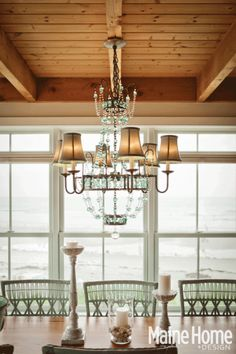 Don't you love this unique and beautiful chandelier? Check out our website for the details!