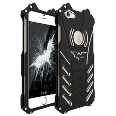 Apple iPhone 7 R-just Batman aluminium alloy case  #iphone7 #iphone7tok #mobiltok