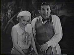 """Bessie Love and Gus Shy sing and dance: """"Gee But I'd like To Make You Happy"""" - from 1930"""