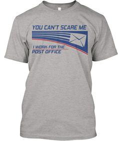 Brave Postal Workers!