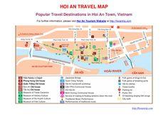hoi-an-travel-map-20916211 by Hoi An Tourism via Slideshare