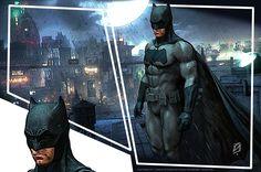 Batman-Comic-Patokali by patokali.deviantart.com on @DeviantArt