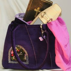 into Vita Occulta bag fits everything you need for life
