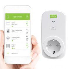 Kennt ihr schon unsere neue Smart Home Wifi Steckdose?