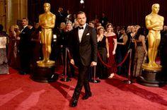 Leo Di Caprio Oscars