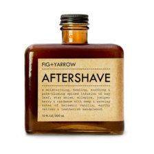 fig + yarrow after shave. Amber Bottles, Perfume Bottles, Home Spray, Fig And Yarrow, Filets, Facial Care, Bottle Design, After Shave, Earthy