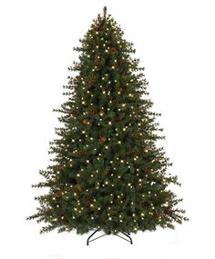 Michigan Pine - 6ft, 44in wide, 550 clear lights