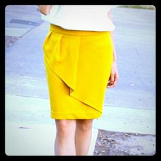 SALE! Relished Daisy Ruffle Skirt They run a size small I think but they are super cute!!!! Relished Skirts Mini
