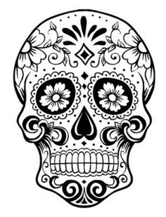 day of the dead skulls couples - Yahoo Image Search Results