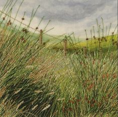 Alison Holt - textile artist