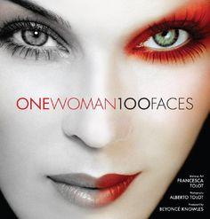 One Woman 100 Faces by Francesca Tolot