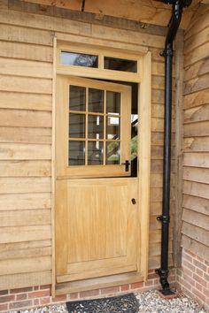 Stable Door idea.