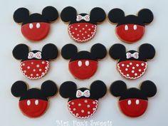 cupcakes mickey mouse - Google zoeken