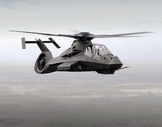 RAH-66 Comanche, helicóptero de ataque furtivo, supuestamente sólo 2 construido, programa cancelado.