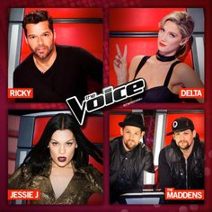 Huge news just announced! Jessie J will be joining The Voice Australia 2015 as a coach, alongside Ricky Martin, Delta Goodrem and The Madden Brothers! The Voice 2015, Joel Madden, Good Charlotte, Jessie J, Celebs, Celebrities, Rock Bands, Role Models, Movies And Tv Shows