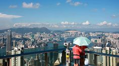 A trip up to Victoria Peak is a must when visiting Hong Kong. The panoramic views are equally stunning day or night. Places Around The World, Around The Worlds, Flora, Nice View, Southeast Asia, Time Travel, Trip Planning, Places To See, Hong Kong
