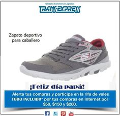 ¡Una buena opción para tú Papá deportista!   Costo del artículo puesto en El Salvador $98.56  http://amzn.com/B007Z2NWRY