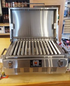 """Solaire Infared """"Everywhere"""" Grill"""