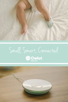 Rest Assured with The Owlet Baby Monitor. This Smart Sock is designed to alert you if your baby stops breathing. From Smart Sock to Base Station to smart phone, the Owlet is watching over your little one to give you peace of mind, and even a full night's sleep.
