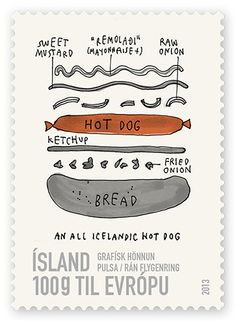 How to make an Icelandic hot dog.