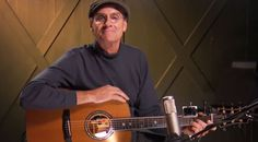 James Taylor gives lessons on how to play some of his songs.