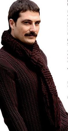 Most Handsome Men, Turkish Actors, Beard Styles, Moustache, Jon Snow, Tv Series, Eye Candy, Men Sweater, Celebs