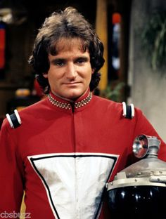 MORK AND MINDY - TV SHOW PHOTO #15 - ROBIN WILLIAMS