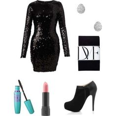 Image result for chiq party outfit inspiration glitter