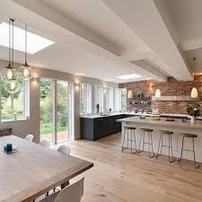 8 interior design large open plan kitchen diner extension 8 « A Virtual Zone Open Plan Kitchen Dining Living, Interior Design Kitchen, Dining Room Design, Home Decor Kitchen, Open Plan Kitchen Diner, Open Plan Kitchen, Kitchen Design, Kitchen Diner Extension, Contemporary Kitchen