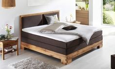 Fey Boxspringbett Coventry 160x200-200x220