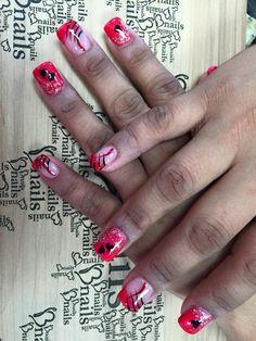 Nail salon in Amarillo & Hereford – Customer satisfaction guaranteed Fancy Nails, Diy Nails, Swag Nails, Anchor Nails, Cute Simple Nails, Basic Nails, Pointed Nails, 4th Of July Nails, Beach Nails