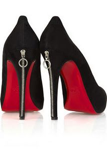 DIY Louboutins, what a cute idea