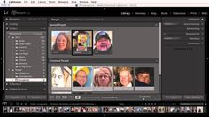 Facial Recognition in Lightroom CC