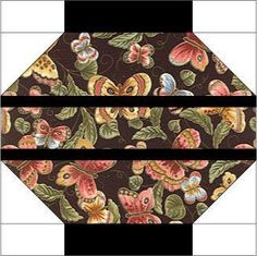 Japanese Lanterns - Fabric Impressions - Hilo, HI …   Pinteres… : japanese lantern quilt pattern - Adamdwight.com