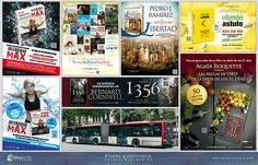 CalderonSTUDIO Portafolio Diseño publicitario Prensa/web/medios 1