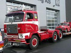 Volvo F 88. Speciaaltransport