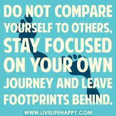 Stay Focused On Your Journey !  #focus #motivation #life