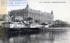 Carlton Cannes Hopital 1914
