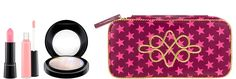 M·A·C Nutcracker Sweet Exclusive Bags Collection Page