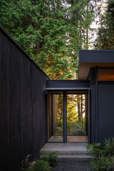 Wittman Estes Architecture+Landscape have recently completed the Hood Cliff Retreat, a series of modern cabins that are hidden in the forest and overlooking Washington& Hood Canal. Architecture Design, Drawing Architecture, Victorian Architecture, Architecture Student, Architecture Portfolio, Futuristic Architecture, Sustainable Architecture, Residential Architecture, Contemporary Architecture